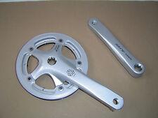 Shimano Alfine fc-s400 Manovella Set 170mm 39 denti argento NUOVO
