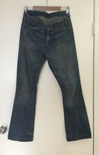 Levis Vintage Reproduction $300+ Orange Tab Big E  545 Jeans 30 X 32 Made In USA
