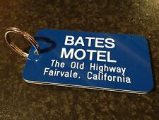 BATES MOTEL KEY RING, PSYCHO FILM KEY TAG, HOTEL KEY RING