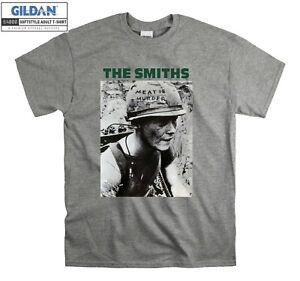 The Smiths T-shirt Meat Is Murder Morrissey T shirt Men Women Unisex Tshirt 256