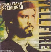 MICHAEL FRANTI and SPEARHEAD Yell Fire! CD + Limited edition DVD