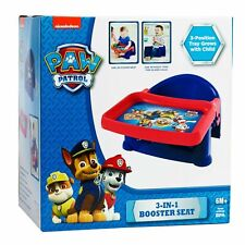 Nickelodeon Paw Patrol 3-Position Tray The First Years 3 in 1 Booster Seat