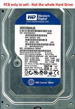 PCB 2060-771590-001 - Western Digital WD3200AAJS - WD3200AAJS-60Z0A0 - 320G0