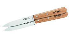 couteau office Opinel ,2 couteaux d'office Opinel, N°112,  manche en Hêtre FRANC