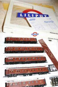G21 Liliput 860 Orient Express Garnitur CIWL ungenutzt