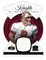 2015 Panini Crown Royale Steve Young Knights 175/299 jersey patch card 49ers HOF