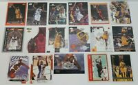 Lot of 17 Shaquille O'Neal Cards (1997-2010) 🏀 Upper Deck/Topps/Fleer/SkyBox 🏀