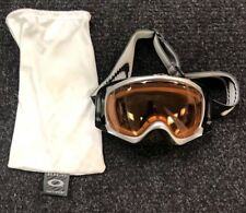Oakley Crowbar Protective Snow Goggles - Snowboarding Skiing - w/ Dust Bag