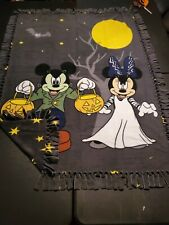 Mickey and minney Double Sided Fleece Blanket 48×60