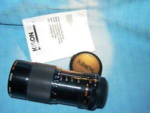 Kiron  35 -135 mm   für  CONTX   und  YASHICA