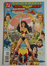 Wonder Woman #120 By John Byrne Jill Thompson George Perez Cover - VF/NM 1997