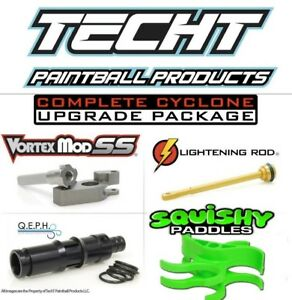 New TechT Paintball Complete Upgrade Kit For Tippmann Cyclone Feed System