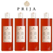 Prija Flüssigseife mit Ginseng Seife Soap Wellness Spa  4x 380ml Flakon Kosmetik