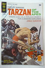 tarzan of the apes 195 gold key 1970