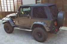 Copertura Soft Top Jeep Wrangler TJ 2 porte nero