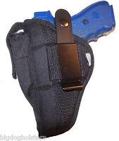 Tactical gun holster for Smith /& Wesson Sigma RH 9V,9VE,9GVE,40V,40VE