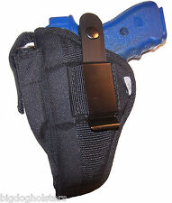 Gun Holster fits Smith & Wesson Sigma 40VE Pro-Tech Outdoors Black Nylon OWB