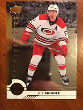 2017-18 UD Hockey Series 1 Shinning Stars SSL-7 Jeff Skinner