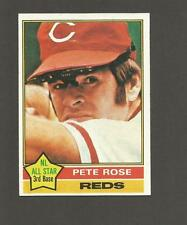 1976 TOPPS # 240 PETE ROSE CINCINNATI REDS NL ALL STAR CARD ACTUAL CARD SHOWN