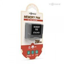 256k Memory Card for Nintendo 64 - N64 Controller Pack Pak - NEW FACTORY SEALED