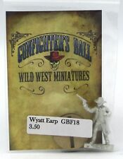 Knuckleduster GBF18 Gunfighter's Ball Wyatt Earp Old West Gunslinger Tombstone