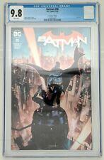 Batman #90 Foil CGC 9.8 Convention ECCC NYCC SDCC DC 1st appearance Designer NM
