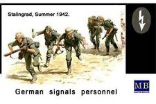MasterBox MB3540 1/35 German Signals Personnel Stalingrad, Summer 1942