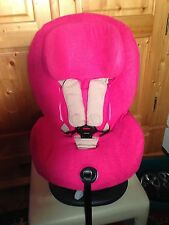 Sommerbezug Schonbezug Frottee f. HTS Besafe iZi Comfort X3 Combi X4 NEU pink