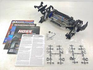 BRAND NEW Traxxas HOSS VXL 1/10 4x4 Monster truck Roller Slider Chassis w Extras