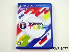 DJMAX Technica Tune Japanese Import PS Vita PSVita DJ Max Japan US Seller