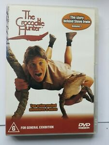 Crocodile Hunter : Vol 1 (DVD, 2002) Pre-Owned VGC Free Postage