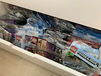 50x LEGO polybags - job lot - new & sealed - City, Ninjago, Star Wars, Marvel...