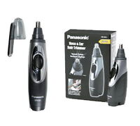 Panasonic ER-430K Nose Trimmer Ear Hair Vacuum Wet Dry Beauty Trim Removal A_r