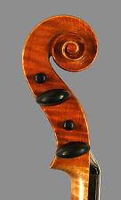 A very fine certified Italian violin by Otello Bignami, 1977, Bologna.Beautiful!