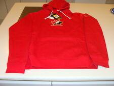 2016 World Juniors Championship Team Canada Red Hoodie Sweater Hoody XXL PO