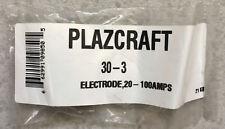 5 Electrodo 30-3 PLAZCRAFT WELDCRAFT Air Plasma Torch PC30 Partes - Hecho en USA