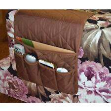 Non-Slip Couch Armrest Organizer Magazine Holders Recliner Caddy Pocket Storage