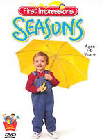 Baby's First Impressions: Seasons DVD - DVD -  Very Good - - - 1 - NR (Not Rated
