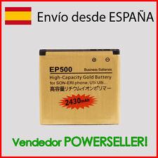 Bateria GOLD EP500 Sony Ericsson Mini ST15i / Live Walkman WT19i Alta Capacidad