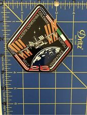 International Space Station ISS Expedition 26 Patch Logo Sticker NASA USA Russia