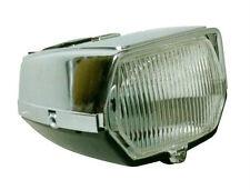 Scheinwerfer Rechteckig Chrom PuchHerculesZündappKreidlerSolo Beleuchtung Moped-