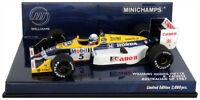 Minichamps Williams Honda FW11B Australian GP 1987 - Ricardo Patrese 1/43 Scale