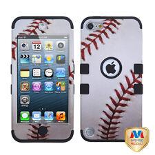 iPod Touch 5th / 6th Gen -MLB Baseball Impact Armor Hard&Soft Rubber Hybrid Case
