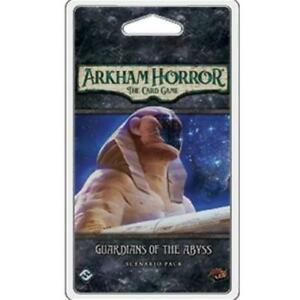 FFG Arkham Horror LCG Scenario Pack - Guardians of the Abyss New