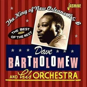 DAVE BARTHOLOMEW King Of New Orleans R&B CD new sealed 24 tracks