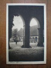 AK, Brandenburg, Angermünde, Eberswalde, Kloster Chorin, Innenhof, c.1930,ungel.
