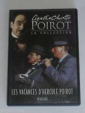 DVD editions ATLAS - la collection HERCULE POIROT - Agatha Christie - VOLUME 3