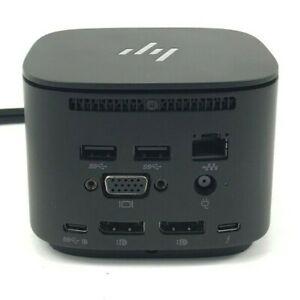 HP Thunderbolt Dock G2 230W Docking Station (HSN-1X01)