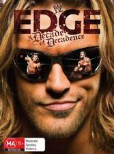 B9 BRAND NEW SEALED WWE Edge - A Decade of Decadence (DVD, 2009, 3-Disc Set)