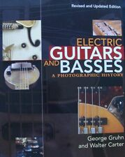 LIVRE/BOOK : GUITARE ELECTRIQUE & BASSES (bas,guitars,fender,gibson,gretsch ...